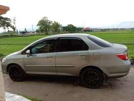 Honda City Matic Mulus