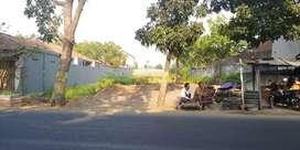 Disewakan tanah jalan cempaka jombang