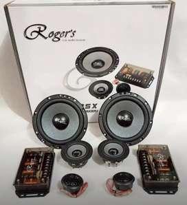 Speaker 3 way Rogers by Alpine