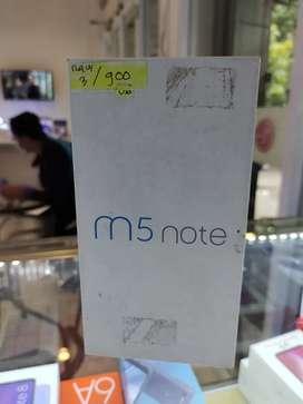 Meizu M5 note 3/32 mulus dijual murah
