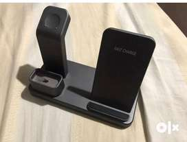 3in 1 wireless charjer
