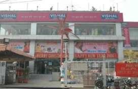 10th 12th candidate hiring in Vishal Mega mart vacancy