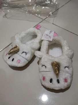 sepatu bayi unicorn