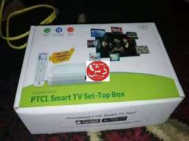 PTCL SMART TV ANDROID BOX