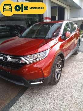 [Mobil Baru] Honda CR-V new 2019 Turbo Prestige big promo