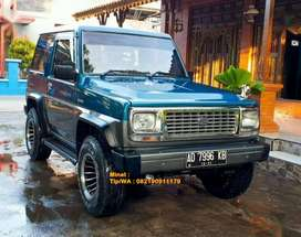 Daihatsu Feroza 1996 DVG.WIS.Entities.Color