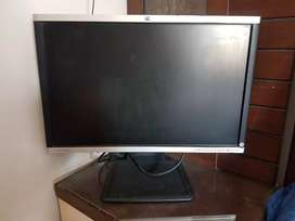 HP 24 inches full fresh LCD