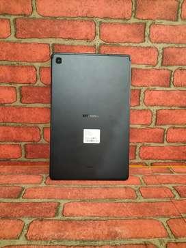 Samsung Tab S6 Lite 4/128 1 Bulan Pakai Lengkap Mulus