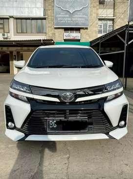 Toyota avanza 2020 tipe veloz 1.3 M/T km 8000