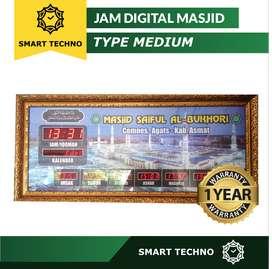 Produsen Jam Masjid Digital Medium Pelengkap Masjid Pati