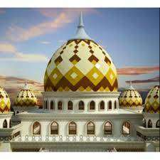 Proyek Kubah Masjid Jasa Pemborong Profesional dan Berpengalaman