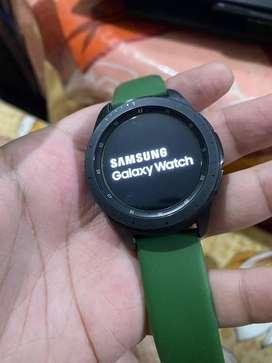 Samsung Galaxy Watch 42mm (3 months warranty left) in great condition