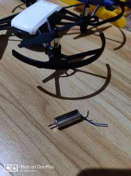 DJI Tello motor replace, repair, servicing all over India