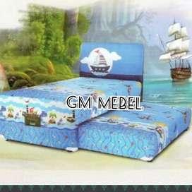 GM MEBEL Bed Sorong Elite 120x200