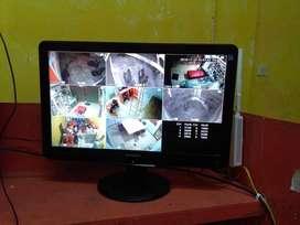 Paket cctv online  DAHUA 8ch FULL HD 8camera Dahua 2mp Hdd 2tb
