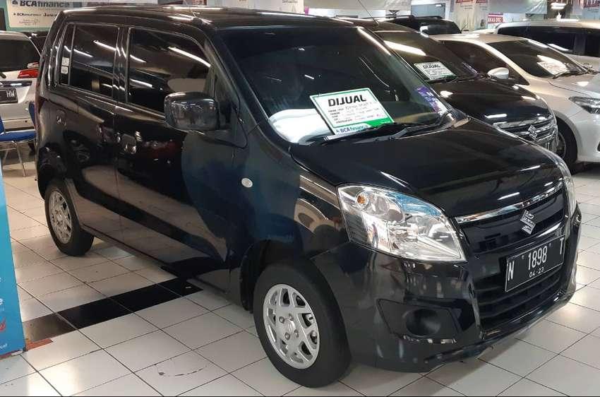 Suzuki Karimun Wagon R 2018 Manual Istimewa Terawat Bergaransi Low KM 0