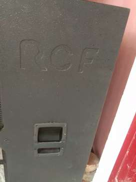 RCF 15 inches 1 pair 4 speaker full bass