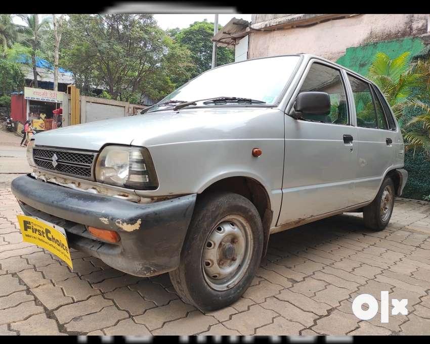 Maruti Suzuki 800, 2006, Petrol