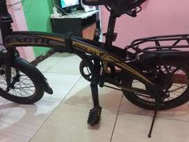 Sepeda lipat exotic 2026