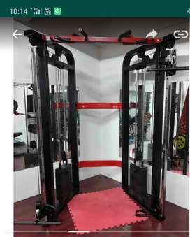 Functional trainer or cable cross