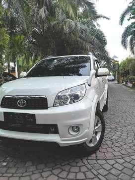 Toyota Rush G 2013 istimew
