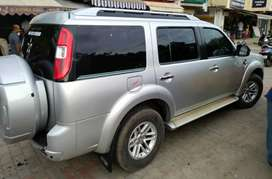Ford Endeavour 2010 Diesel 96000 Km Driven