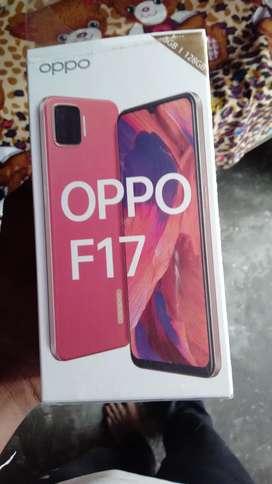 Oppo f17 6 128 gb