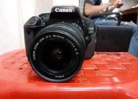 Canon 600d jarang pakai