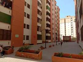 4 Rooms apartment in Bisma Residency Gulistan e Jouhar, Block 13