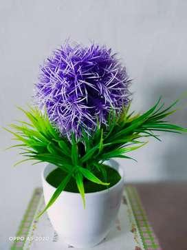 Bunga plastik / bunga artifical