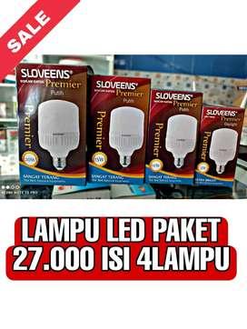 LAMPU LED PAKET