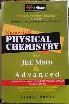 Numerical physical chemistry by Neeraj kumar