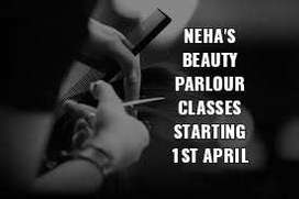 Neha's beauty parlour classes