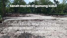Tanah Kavling Murah Semanu