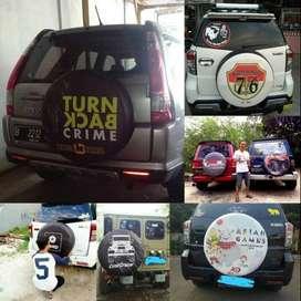 Cover/Sarung Ban Touring/Ecosport Toyota Rush/Terios/Best Design#INERA