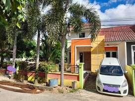 Dijual murah rumah hook luas, lokasi strategis di Batam Center
