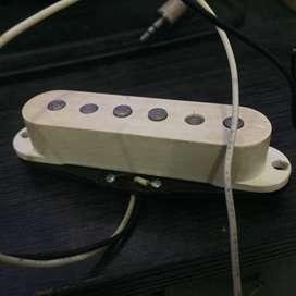 pick up neck original fender stratocaster st 62 japan mij