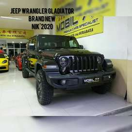 JEEP RUBICON GLADIATOR FULL TIME 4WD SYSTEM NEW (NIK'2020) HITAM