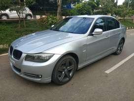 BMW 3 Series 320d M Sport, 2011, Diesel