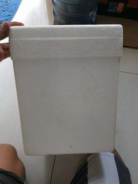 Stereofoam box murah (2 pcs)
