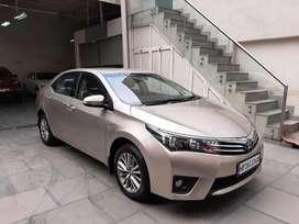 Toyota Corolla Altis 1.8 VL AT, 2014