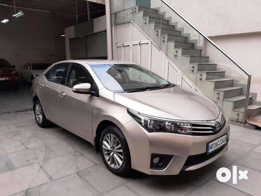 Toyota Corolla Altis 1.8 VL AT, 2014 0