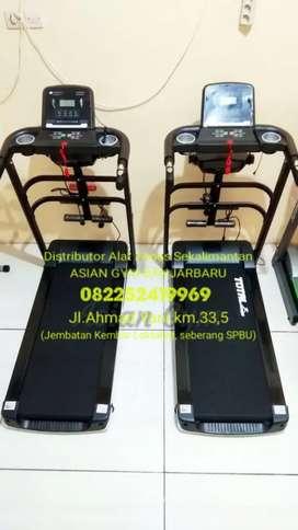 Treadmill elektrik 1,5hp bnyak fungsi dan terlaris