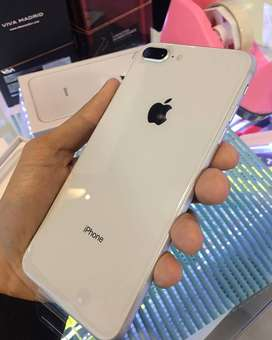 apple  i  phone  8+  refurbished    are  available  in  Good  price