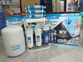 Water filter for home use