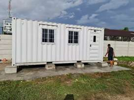 Container Kontainer Office Modifikasi