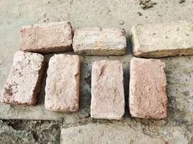 Ancient small size bricks