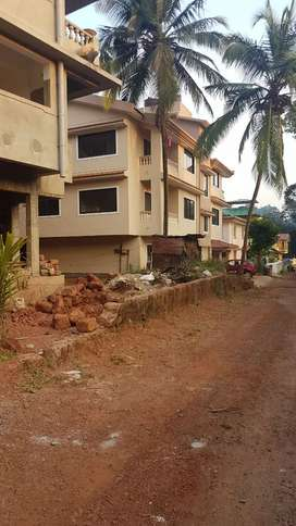 BRAND NEW FLAT For rent in Bastora Mapusa 1 and 2 BHK