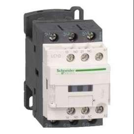 Schneider LC1D09F7 Contactor Kontaktor TeSys 110VAC 1NO+1NC 034887 ID5