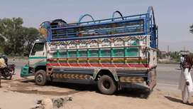 Truck available for rent